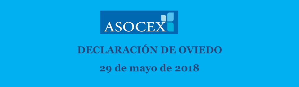 Declaración de la Conferencia de Presidentes ( Oviedo 28-05-2018 )
