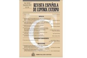 LA CÁMARA DE CUENTAS ASISTE AL ANIVERSARIO DE LA REVISTA ESPAÑOLA DE CONTROL EXTERNO