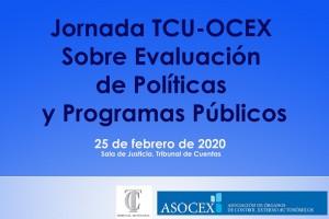 LA CÁMARA DE CUENTAS PARTICIPA EN LA JORNADA SOBRE EVALUACIÓN DE POLÍTICAS Y PROGRAMAS PÚBLICOS