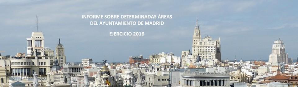 Informe Áreas Ayuntamiento